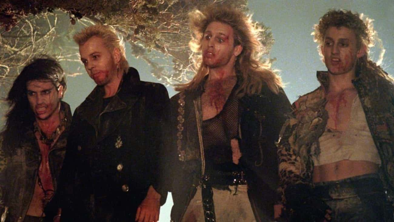 The Lost Boys is listed (or ranked) 1 on the list Pretty Good Horror Movies That Take Place At The Beach