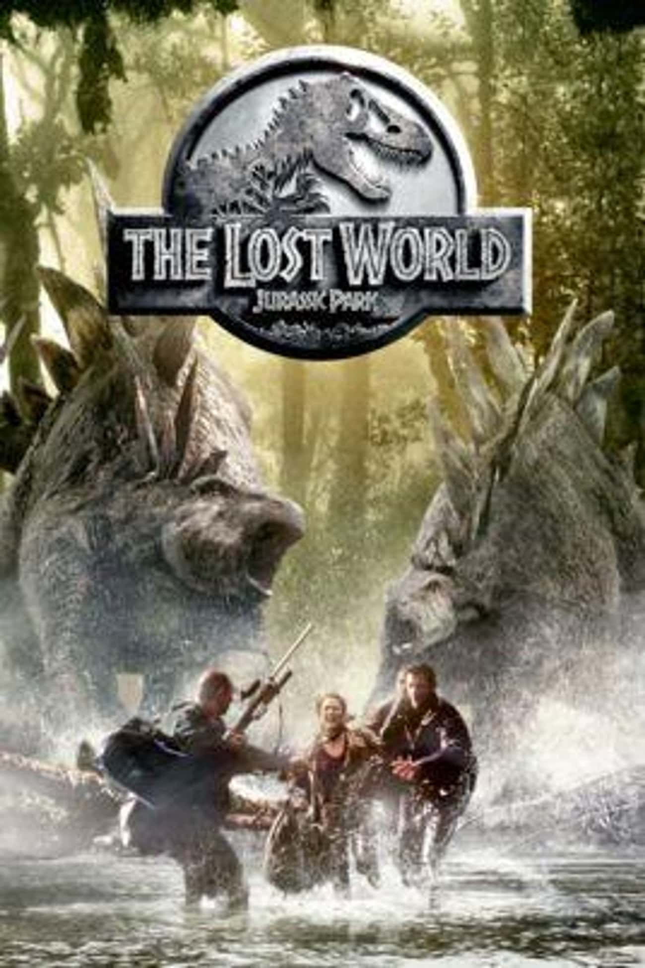 The Lost World: Jurassic Park is listed (or ranked) 3 on the list The Best Movies In The 'Jurassic Park' Franchise