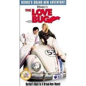 The Love Bug is listed (or ranked) 19 on the list The Best Kids Movies of the 1960s
