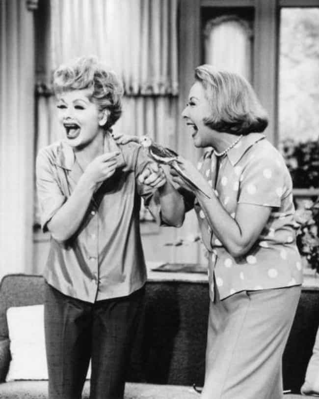 The Lucy Show is listed (or ranked) 4 on the list The Most Popular TV Shows Of The 1960s