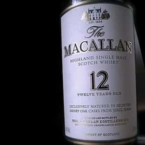 Macallan is listed (or ranked) 11 on the list The Best Top Shelf Alcohol Brands