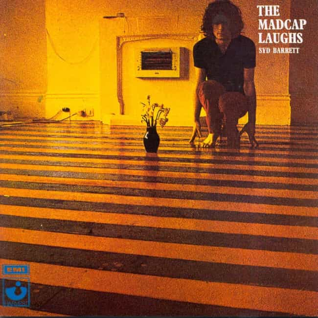 The Madcap Laughs is listed (or ranked) 3 on the list The 15 Most Drug-Fueled Albums Ever Made