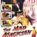 The Mad Magician is listed (or ranked) 21 on the list The Best Movies About Magic