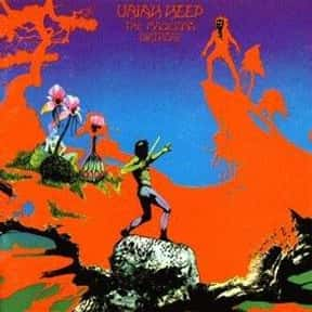 All Uriah Heep Albums, Ranked Best to Worst by Fans