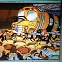 The Magic School Bus is listed (or ranked) 22 on the list The Best Animated Sci-Fi & Fantasy Series Ever Made