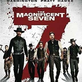 The Magnificent Seven is listed (or ranked) 4 on the list The Best Western Movies on Amazon Prime