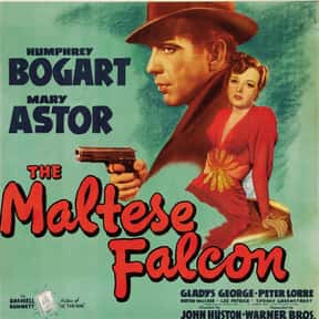 The Maltese Falcon is listed (or ranked) 5 on the list The Best Crime Novels