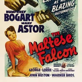 The Maltese Falcon is listed (or ranked) 5 on the list The Best Mystery Movies