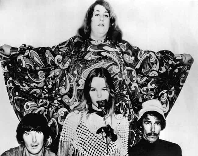 The Mamas & the Papas is listed (or ranked) 3 on the list 10 Bands That Defined The California Sound, As Ranked By Vicki Peterson Of The Bangles