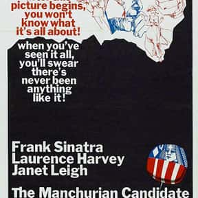 The Manchurian Candidate is listed (or ranked) 16 on the list The Best Movies of the '60s