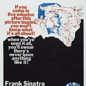 The Manchurian Candidate is listed (or ranked) 3 on the list The Best Cold War Movies