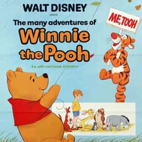 The Many Adventures of Winnie  is listed (or ranked) 6 on the list The Best Movies for 3-Year-Olds