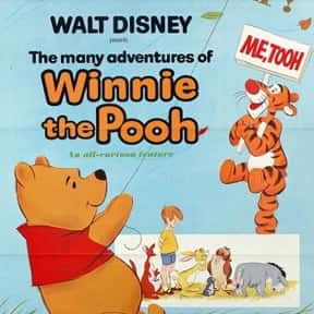 The Many Adventures of Winnie  is listed (or ranked) 11 on the list The Best Disney Movies Starring Animals