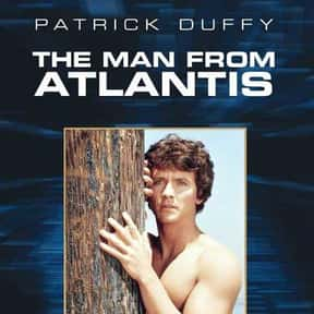 Man from Atlantis is listed (or ranked) 15 on the list The Best 1970s Fantasy TV Series