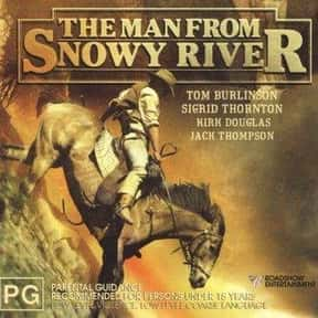 The Man from Snowy River is listed (or ranked) 13 on the list The Best Kirk Douglas Movies