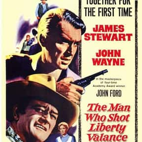 The Man Who Shot Liberty Valan is listed (or ranked) 2 on the list The Best John Wayne Movies of All Time, Ranked