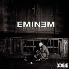 The Marshall Mathers LP is listed (or ranked) 22 on the list What Are the Best Diamond Certified Albums of All Time?