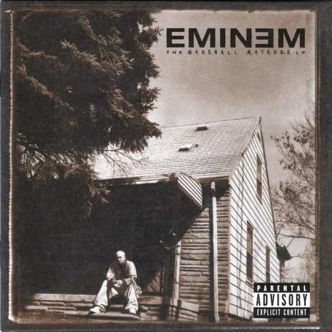 The Marshall Mathers LP is listed (or ranked) 1 on the list The Best Eminem Albums of All Time