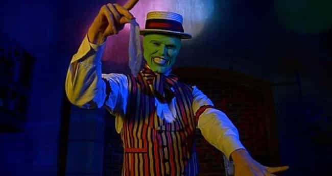 The Mask is listed (or ranked) 3 on the list Movies You Never Realized Were Super Inappropriate As A Kid