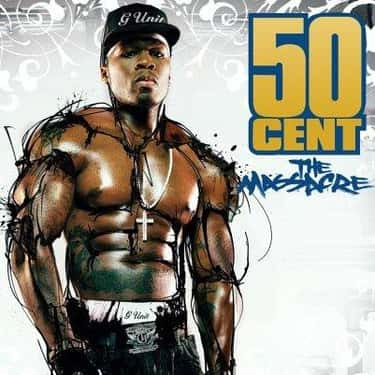 The Massacre is listed (or ranked) 2 on the list The Best 50 Cent Albums of All Time