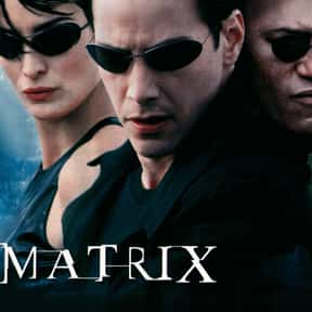 The Matrix is listed (or ranked) 2 on the list The Best Sci Fi Thriller Movies, Ranked
