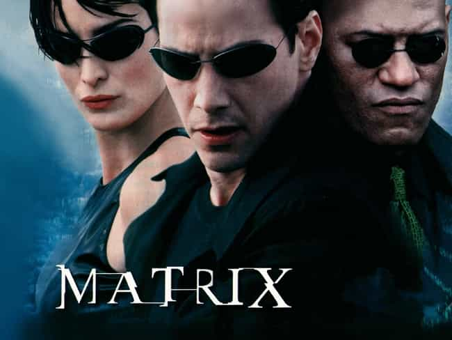 The Matrix is listed (or ranked) 2 on the list The Greatest Action Movies of All Time