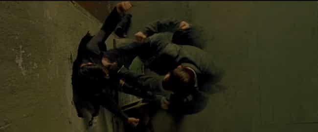 The Matrix is listed (or ranked) 3 on the list The Fiercest Fist Fights In Film History
