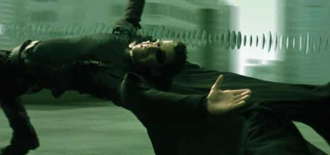 The Matrix is listed (or ranked) 2 on the list Keanu Reeves's Coolest Action Movie Moments