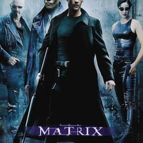 The Matrix is listed (or ranked) 5 on the list The Best R-Rated Movies That Blew Up At The Box Office