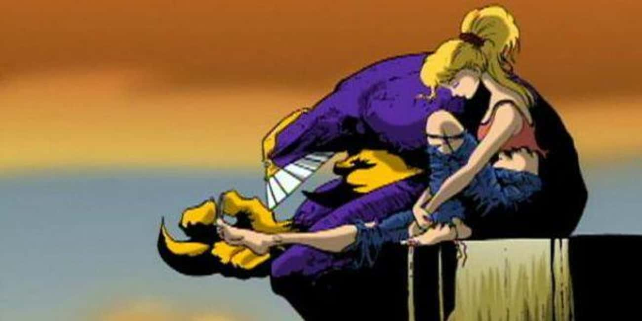 The Maxx is listed (or ranked) 4 on the list The Weirdest MTV Animated Shows