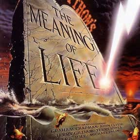 Monty Python's The Meaning is listed (or ranked) 3 on the list The Funniest Movies About Death & Dying