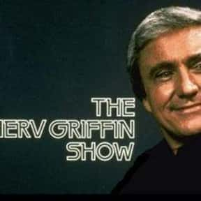 The Merv Griffin Show is listed (or ranked) 8 on the list The Best Talk Shows of the 1960s