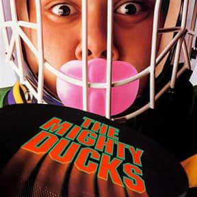The Mighty Ducks is listed (or ranked) 15 on the list The Greatest Guilty Pleasure Family Movies