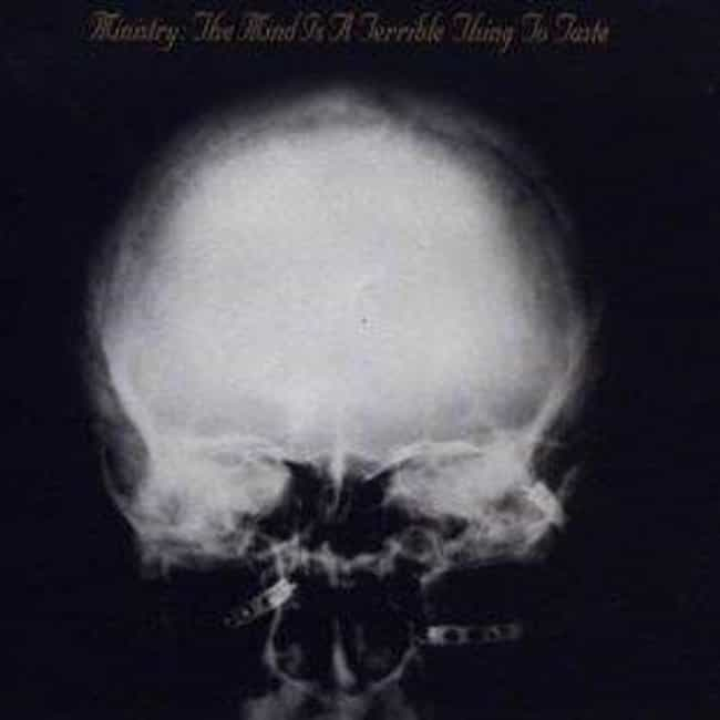 The Mind Is a Terrible Thing t... is listed (or ranked) 1 on the list The Best Ministry Albums of All Time