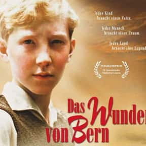 The Miracle of Bern is listed (or ranked) 18 on the list The Best Soccer Movies