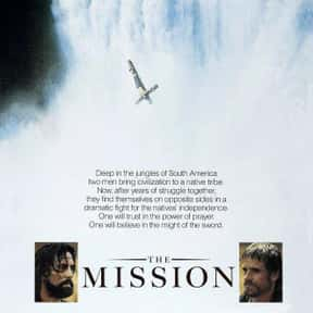 The Mission is listed (or ranked) 24 on the list The Best Robert De Niro Movies