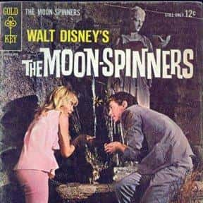 The Moon-Spinners is listed (or ranked) 11 on the list The BestRomanticDisney Movies
