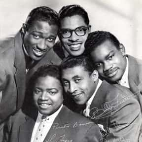 The Moonglows is listed (or ranked) 2 on the list The Most Undeserving Members of the Rock Hall of Fame