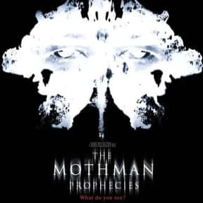 The Mothman Prophecies is listed (or ranked) 16 on the list The Best PG-13 Horror Movies