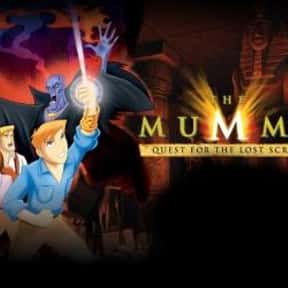 The Mummy: The Animated Series is listed (or ranked) 18 on the list Kids' WB TV Shows/Programs
