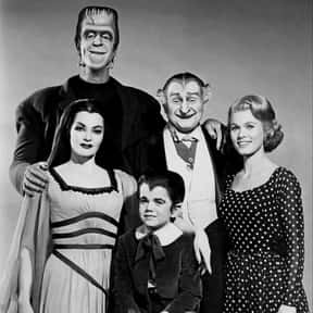 The Munsters is listed (or ranked) 24 on the list The Greatest Sitcoms in Television History