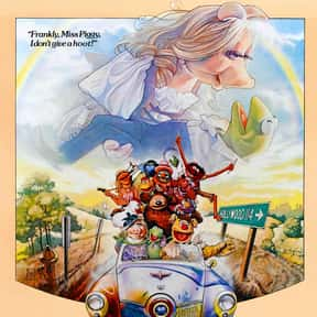 The Muppet Movie is listed (or ranked) 23 on the list The Most Rewatchable Movie Musicals