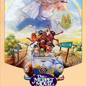 The Muppet Movie is listed (or ranked) 22 on the list The Best Movies for Families