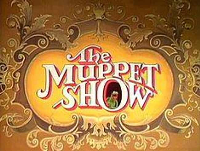 The Muppet Show is listed (or ranked) 4 on the list The Best 1970s Cult TV Series