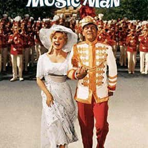 The Music Man is listed (or ranked) 19 on the list The Best Musical Love Story Movies