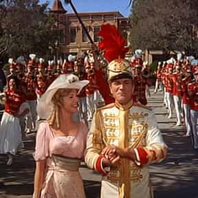 The Music Man is listed (or ranked) 18 on the list The Best Musical Movies Nominated for Best Picture