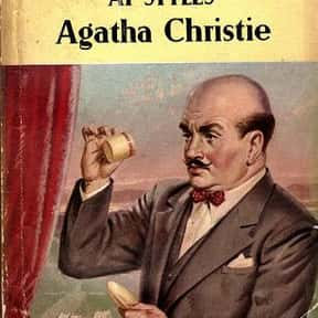 The Mysterious Affair at Style is listed (or ranked) 13 on the list The Best Agatha Christie Books of All Time