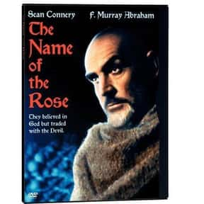 The Name of the Rose is listed (or ranked) 21 on the list The Best Selling Books of All Time