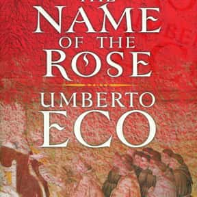 The Name of the Rose is listed (or ranked) 10 on the list The Best Crime Novels