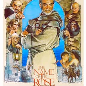 The Name of the Rose is listed (or ranked) 5 on the list The Best Medieval Movies